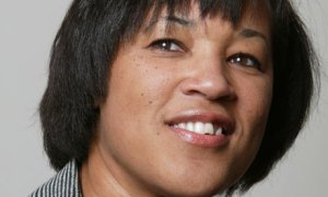 Baroness Scotland. A gorgeous woman.