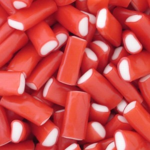 Strawberry pencils: diabetes coated with heart attack.