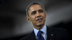 Obama the charm(a).