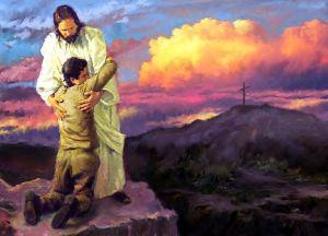 'Godly sorrow brings repentance.' 2 Cor 7:10-11