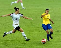 Even Marta has to defend. Of course Marta has to defend.
